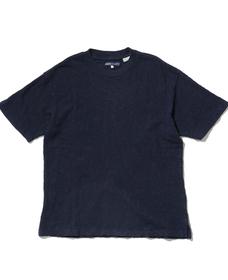 ボックスTシャツ WIDE HEM DARK DENIM