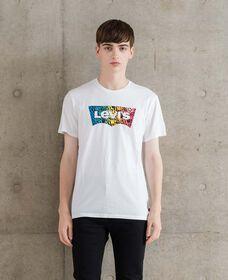 グラフィックTシャツ HM FILL SSNL WHITE