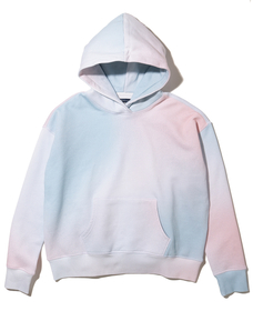 THE HOODIE PINK SPRAY