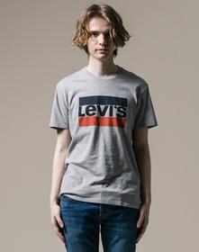 リーバイスロゴTシャツ
