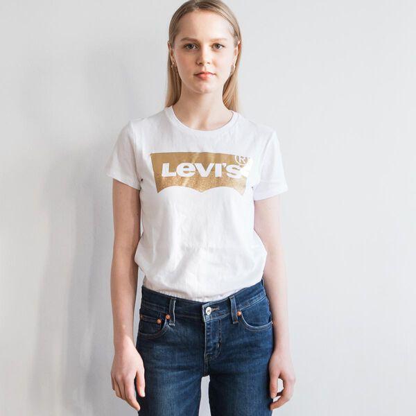 パーフェクトTシャツ HSMK POWDER PRINT (GOLD)