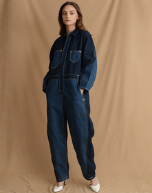 LR UNISEX COVERALL CRYSTALINE