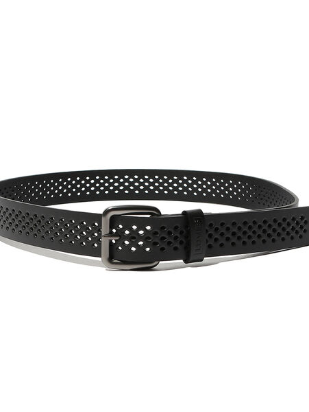Sporty Perforated Belt
