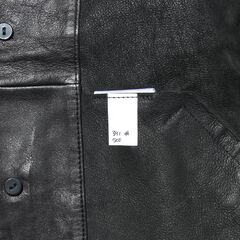 Menlo Cossack Jacket 39204: Jet Black