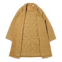 LUNA COAT W/ FILL GOLDEN TOUCH GARMENT DYE