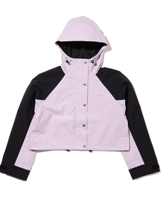 ELLIOT CROPPED SHELL LAVENDER FROST