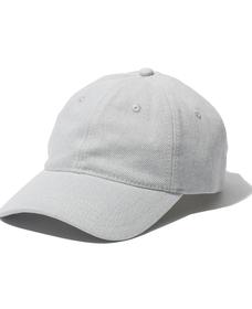 RECYCLED DENIM BASEBALL CAP