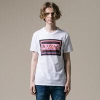グラフィックTシャツ HM PHOTO 2 WHITE