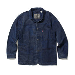 Levi's Engineer's Coat 29655: 0013 Indigo Camo