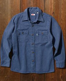 シャツジャケット DARK BLUE