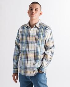 SUNSET 1ポケットシャツ STANDARD WAKEFIELD RIVER