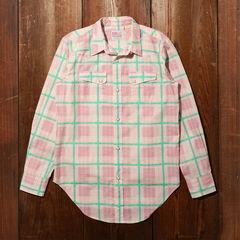 Levi's Vintage Clothing Western Shirthorn Shirt 84531-0000