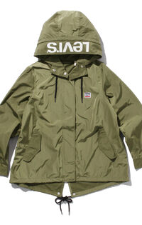 ナイロンパーカー OUTERWEAR MILITARY GREEN