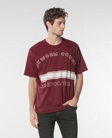 ユニセックスTシャツ/BOOKWORMCOUNTY