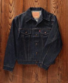 LEVI'S(R) VINTAGE CLOTHING/1967モデル/TYPEⅢ/トラッカージャケット/リジッド/MADE IN USA/15oz