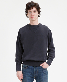 ベイメドウズスウェットシャツ/ブラック