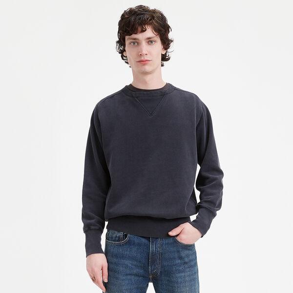 BAY MEADOWS スウェットシャツ ブラック