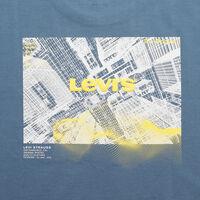 ヘビーウェイトグラフィックTシャツ RIVERSIDE BLUE