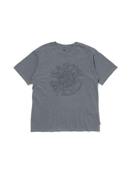 WLTRD VINTAGE Tシャツ THISTLE GREY GREY