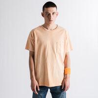 LEVI'S® MADE&CRAFTED® ポケットTシャツ WASHED ORANGE