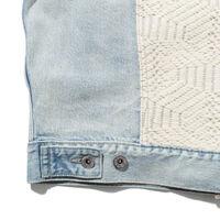 LEVI'S® MADE&CRAFTED® オーバーサイズ TYPE IIIトラッカージャケット MORROCAN BLANKET