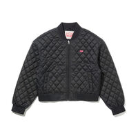 ANANDA POLY PACK JACKET CAVIAR