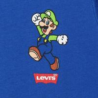 Luigi Mamma Mia Tシャツ(身長90-120cm)