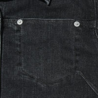 LEJ REISSUE トラッカージャケット WORN ONCE BLACK