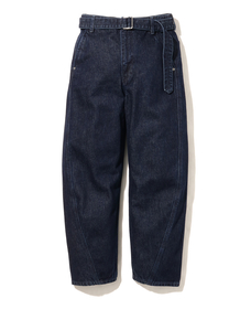 CARVED TROUSER DEEP ICE RINSE