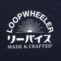 CORE Tシャツ LOOPWHEELER® INDIGO