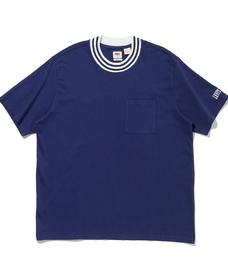 リラックスクルーネックTシャツ BLUEPRINT
