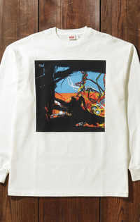 80'S LS GRAPHIC Tシャツ TART