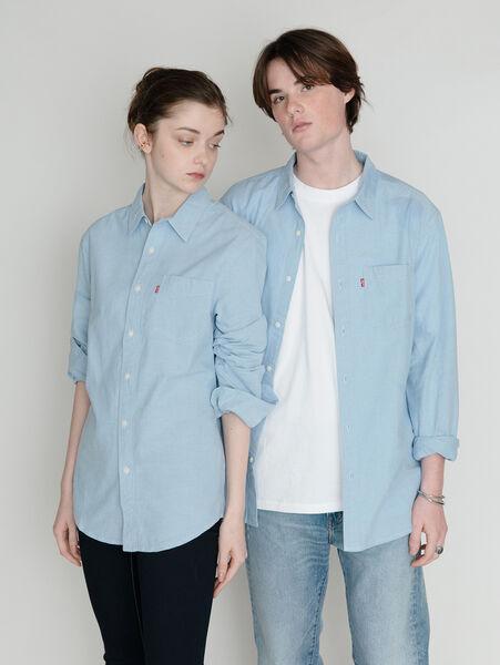 SUNSET 1ポケットシャツ STANDARD ALLURE