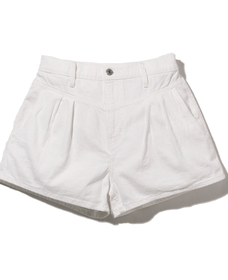 COOL BALLOON SHORT COOL BRILLIANT WHITE