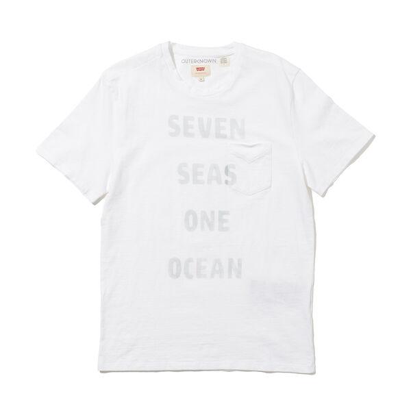ポケットTシャツ WTXOK SEVEN SEAS RECYCLED