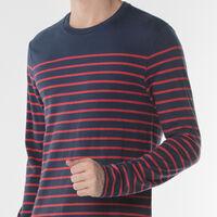 ロングスリーブTシャツ-STRIPEDRESS