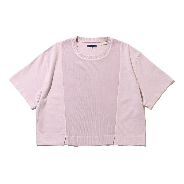 BOXY サーマルTシャツ FRAGRANT LILAC