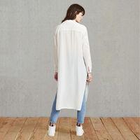 ロングドレスシャツ/LOUNGEDRESSPristine