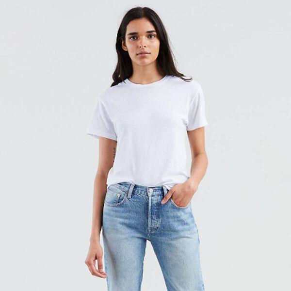 BOYS Tシャツ BRIGHT WHITE