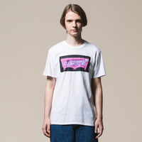 グラフィックTシャツ HM PHOTO WHITE