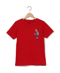 Its Me Mario Tシャツ(身長130-150cm)