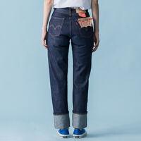 LEVI'S(R) VINTAGE CLOTHING 1950モデル/701/リジッド/セルビッジ/12.3oz