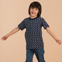 リーバイス総柄ロゴTシャツ (身長90-120㎝)