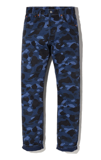 501® '93 Jeans Bape Ama Camo Blue