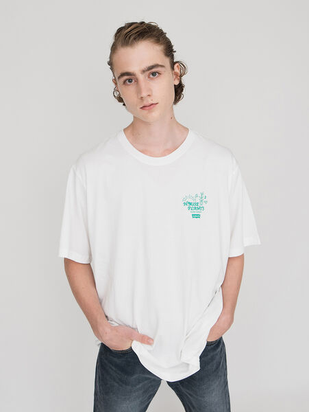 SS RELAXED FIT Tシャツ BW SSNL WHITE
