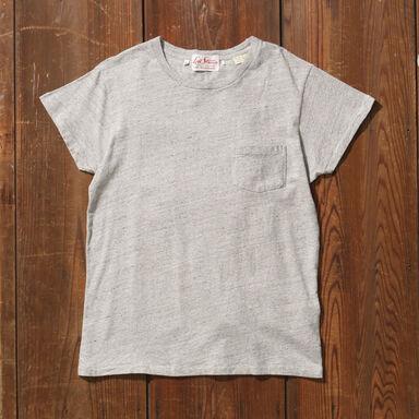 Levi's Vintage Clothing 1950s Sportswear T-Shirt 40850: 0073 Grey Mele