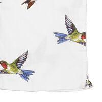 CUBANO SHIRT HUMMINGBIRD BRIGHT WHITE PR