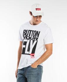 BUTTONYOURFLYTシャツ