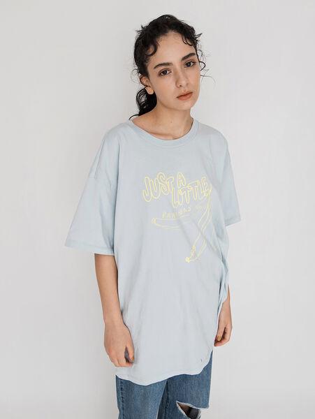 GRAPHIC SS ROADTRIP Tシャツ JUST A LITTLE BANANAS PLEIN AIR