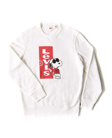 REDTABスヌーピースウェットシャツ